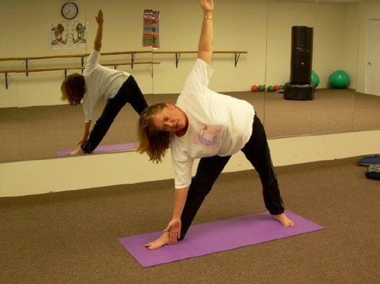 Lynne Carroll's Yoga Studio
